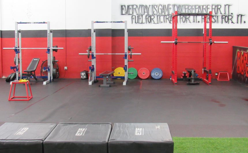 Varsity Sports Training Facility