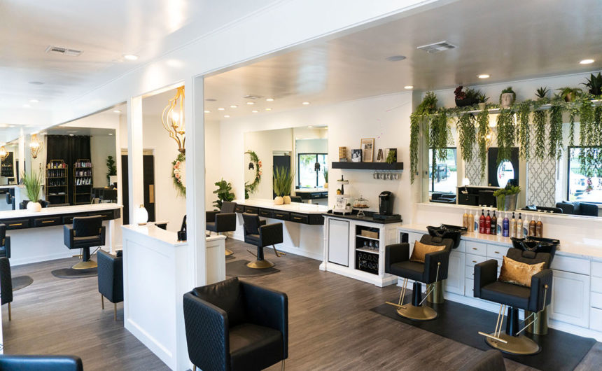 The Hairdressers
