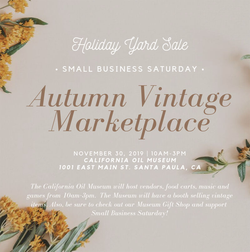 Autumn Vintage Marketplace